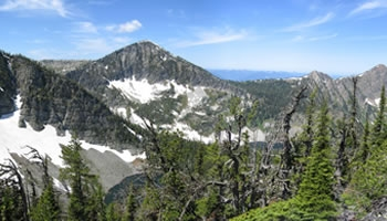 Cabinet Mountain Wilderness Lake